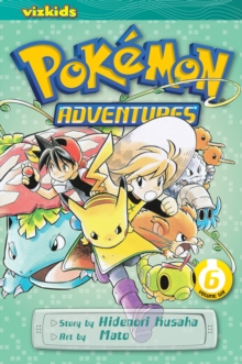 Pokemon Adventures (Red and Blue), Vol. 6, Paperback / softback Book