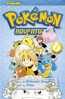 Pokemon Adventures (Red and Blue), Vol. 7, Paperback / softback Book