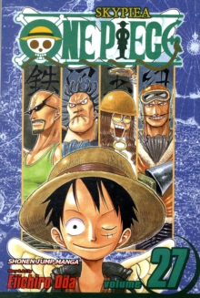 One Piece, Vol. 27, Paperback Book