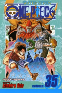One Piece, Vol. 35, Paperback / softback Book