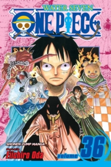 One Piece, Vol. 36, Paperback Book