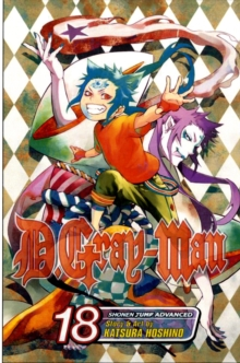 D. Gray-man, Vol. 18, Paperback / softback Book