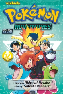 Pokemon Adventures, Vol. 11, Paperback Book