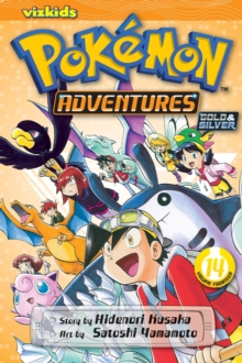 Pokemon Adventures, Vol. 13, Paperback Book