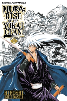 Nura: Rise of the Yokai Clan, Vol. 1, Paperback Book