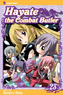 Hayate the Combat Butler, Vol. 23, Paperback / softback Book