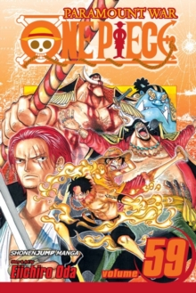 One Piece, Vol. 59, Paperback Book