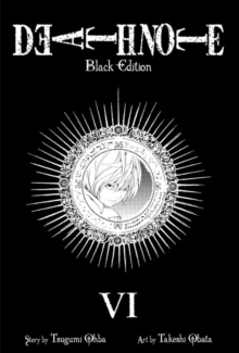 Death Note Black Edition, Vol. 6, Paperback / softback Book