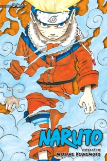 Naruto (3-in-1 Edition), Vol. 1 : Includes vols. 1, 2 & 3, Paperback / softback Book