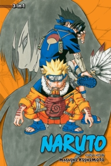 Naruto (3-in-1 Edition), Vol. 3 : Includes vols. 7, 8 & 9, Paperback / softback Book
