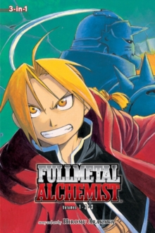 Fullmetal Alchemist (3-in-1 Edition), Vol. 1 : Includes Vols. 1, 2 & 3, Paperback Book