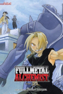 Fullmetal Alchemist (3-in-1 Edition), Vol. 3 : Includes vols. 7, 8 & 9, Paperback Book