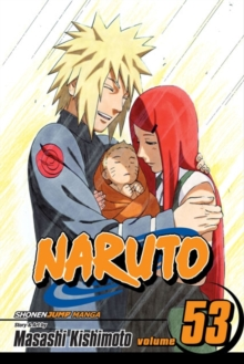 Naruto, Vol. 53, Paperback Book