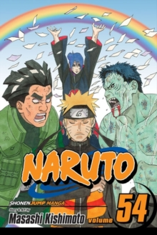 Naruto, Vol. 54 : 54: Viaduct to Peace, Paperback / softback Book