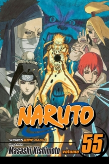 Naruto, Vol. 55, Paperback / softback Book