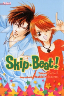 Skip Beat! (3-in-1 Edition), Vol. 2 : Includes vols. 4, 5 & 6, Paperback Book