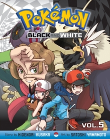 Pokemon Black and White, Vol. 8, Paperback Book