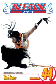 Bleach, Vol. 44, Paperback Book