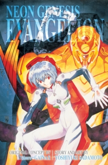 Neon Genesis Evangelion 3-in-1 Edition, Vol. 2 : Includes vols. 4, 5 & 6, Paperback Book