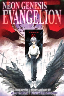 Neon Genesis Evangelion 3-in-1 Edition, Vol. 4 : Includes vols. 10, 11 & 12, Paperback Book