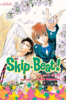 Skip Beat! (3-in-1 Edition), Vol. 4 : Includes vols. 10, 11 & 12, Paperback / softback Book