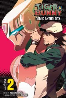Tiger & Bunny Comic Anthology, Vol. 2, Paperback / softback Book