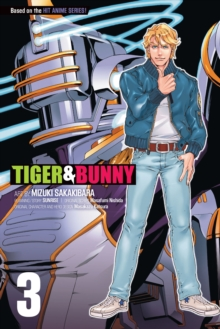 Tiger & Bunny, Vol. 3, Paperback Book