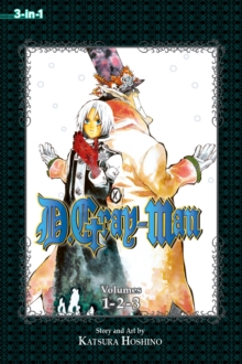 D.Gray-man (3-in-1 Edition), Vol. 1 : Includes vols. 1, 2 & 3, Paperback Book