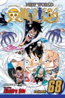 One Piece, Vol. 68, Paperback Book