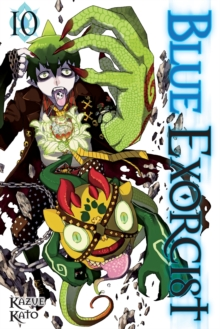 Blue Exorcist, Vol. 10, Paperback Book