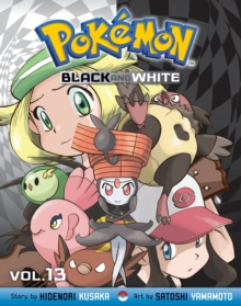 Pokemon Black and White, Vol. 13, Paperback Book