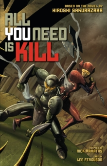 All You Need Is Kill (Graphic Novel), Paperback / softback Book