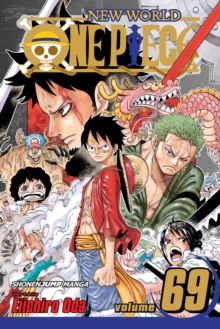 One Piece, Vol. 69, Paperback / softback Book