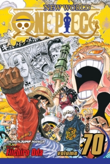 One Piece, Vol. 70, Paperback Book