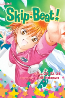 Skip Beat! (3-in-1 Edition), Vol. 8 : Includes volumes 22, 23 & 24, Paperback Book