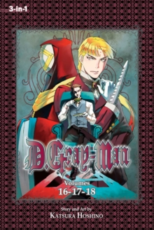 D.Gray-man (3-in-1 Edition), Vol. 6 : Includes Volumes 16, 17 & 18, Paperback Book