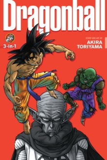 Dragon Ball (3-in-1 Edition), Vol. 6 : Includes vols. 16, 17 & 18, Paperback / softback Book