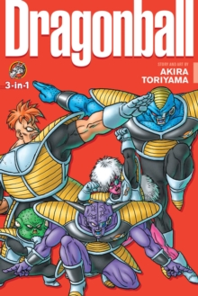 Dragon Ball (3-in-1 Edition), Vol. 8 : Includes Volumes 22, 23 & 24, Paperback / softback Book