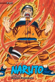 Naruto (3-in-1 Edition), Vol. 9 : Includes Vols. 25, 26 & 27, Paperback Book