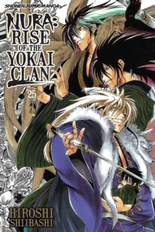 Nura: Rise of the Yokai Clan, Vol. 25, Paperback / softback Book