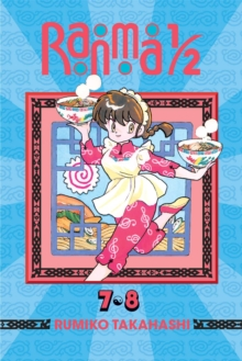 Ranma 1/2 (2-in-1 Edition), Vol. 4, Paperback Book