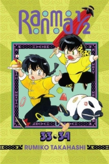 Ranma 1/2 (2-in-1 Edition), Vol. 17 : Includes Vols. 33 & 34, Paperback / softback Book