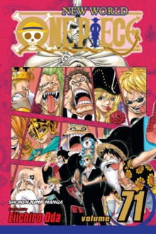 One Piece, Vol. 71, Paperback Book