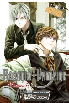 Rosario+Vampire: Season II, Vol. 13, Paperback / softback Book
