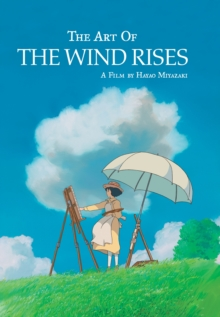 The Art of the Wind Rises, Hardback Book