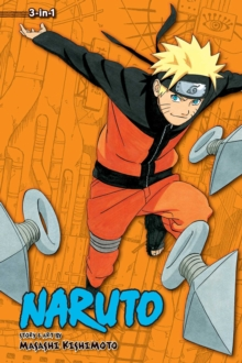 Naruto (3-in-1 Edition), Vol. 12 : Includes volumes 34, 35 & 36, Paperback Book