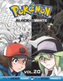 Pokemon Black and White, Vol. 8, Paperback / softback Book