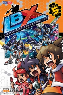 LBX: New Hope, Vol. 5 : New Hope, Paperback / softback Book