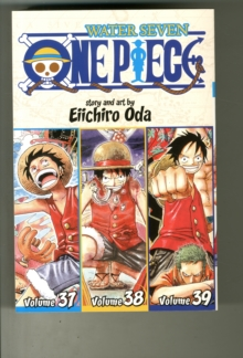 One Piece: Water Seven 37-38-39, Vol. 13 (Omnibus Edition), Paperback Book