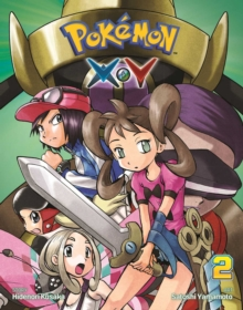 Pokemon X*Y, Vol. 2, Paperback Book